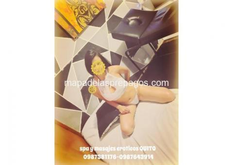 masajes eroticos con fetiches y fantasias en QUITO SPA