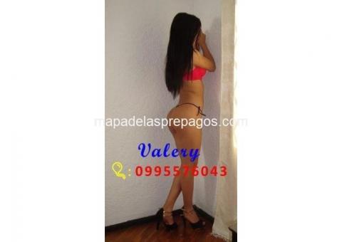 VALERY… VEN ASENTIR ESTE RITMO DE CADERAS ROMPE CINTURA…