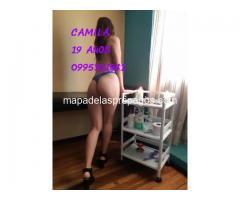 $30 COMPLETO SEXY Y MJY GOLOSA SCORT CAMILA