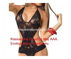 MSJ AAA Kassandra solo para Cab de Alta Gama Exclusiva