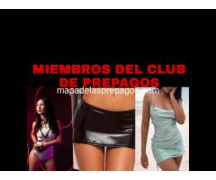 EL CLUB DE PREPAGOS  MAS BACANO
