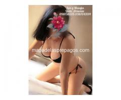 Armonía spa el mejor lugar para un masaje erótico