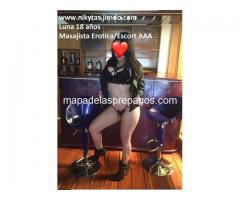 Masaje a 4 manos junto a 2 universitarias Picaras C/ Final Feliz Oral a Duo 0987009964