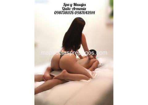 masaje erótico es un verdadero arte cuerpo ARMONIA