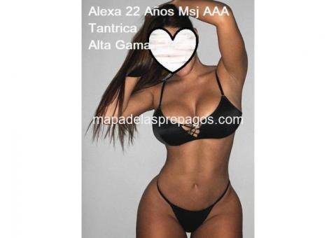ALEXA, ENCANTADORA MOD AAA Q TE VOLVERA LOCO 0987009964 CLASE ESTILO GLAMOUR