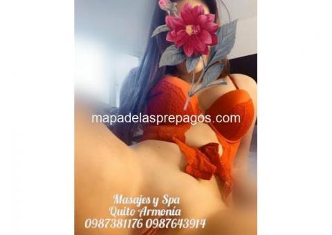 armonia discreto para masajes eroticos con lindas masajista