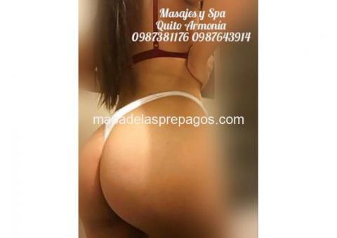 masajes eroticos en quito fantasias y fetiches QUITO SPA