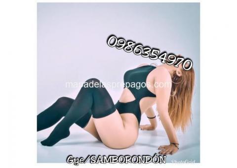 Chicas Escorts modelos sexi rubias y morenas reales #0986354970