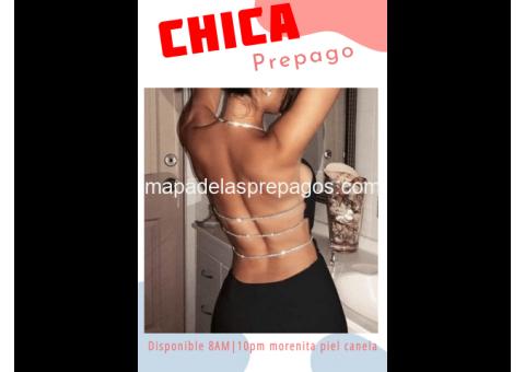 Chica Prepago disponible