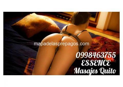 masajes eroticos y tantra por la plaza foch QUITO