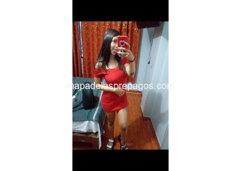 Sexy prepago venezolana recien llegada a quito