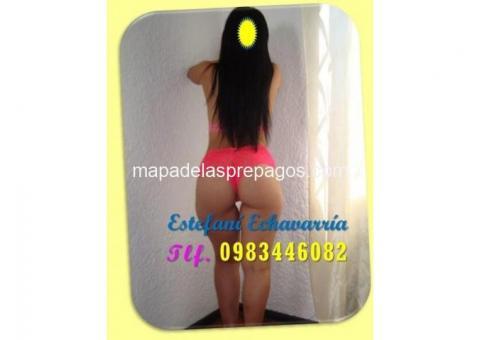 CHICA GUAPA CON BUEN CULO ESTEFANY 0983446082