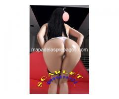 SCARLET La buena muñeca interesada en saciar tus bajos instintos 0999874321