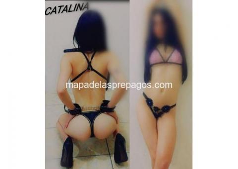 18 AÑOS CATALINA NOVATA DESCOMPLICADA CARIÑOSA EN LE SUR DE QUITO SEDUCTORA