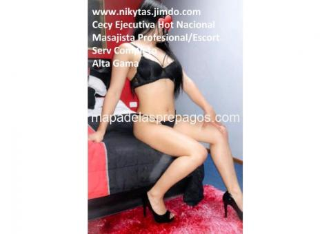 Madurita Hot, espera para complacerte con delicioso Masaje 0987009964