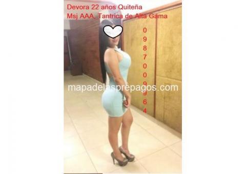 Bella Quiteña de Casa AAA Complaciente 0987009964