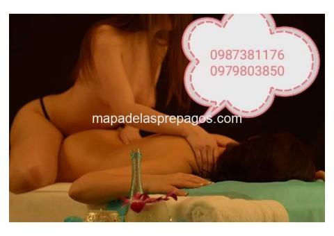 Masajes eróticos y masajes tantra en quito