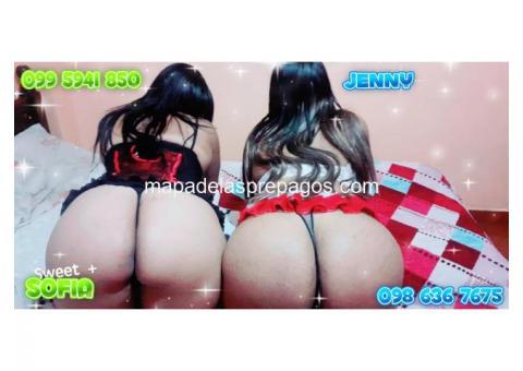 SOY JENNY TU GOLOSA ADICTA AL SEXO 0986367675