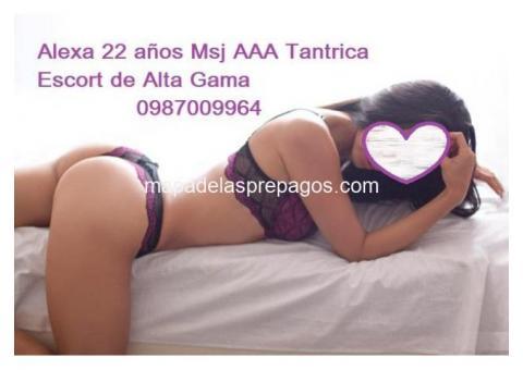Masajistas AAA las Mejores en Nikytas SPA 0987009964