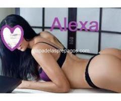 Masaje Relajante con Alexa C/Final Feliz Garganta Profunda 0987009964