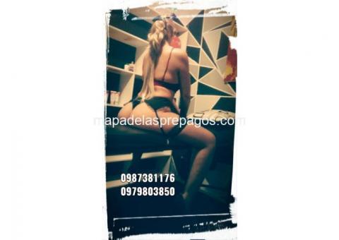 Ni de prostíbulos ni de la calle solo señoritas AAA MASAJES eróticos Quito