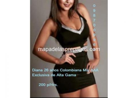 Sabrosas Mod AAA para brindarte los mejores momentos Solo Cab Solventes 0987009964