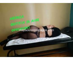 ANDREA ANAL PROFUNDO SEXY Y MUY ARRECHA